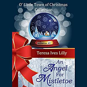An Angel for Mistletoe Audiobook