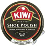 KIWI Shoe Polish, 50 ml Dose, schwarz