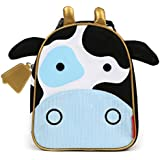 Skip Hop Zoo Lunchie Insulated Lunch Bag, Cow