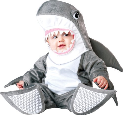 [Silly Shark Costume - Infant Large] (Baby Silly Shark Costumes)