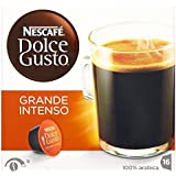 Nescafe Dolce Gusto for Nescafe Dolce Gusto Brewers, Dark Roast, 48 Count