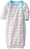 Zutano Baby-Girls Newborn Piccolina Gown