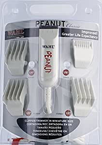 Wahl Professional 8685 Peanut Classic Clipper/Trimmer, White