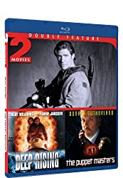 Deep Rising / The Puppet Masters (Double Feature) [Blu-ray]