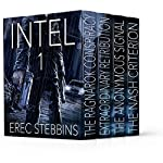 INTEL 1: Omnibus: Books 1-4   Erec Stebbins