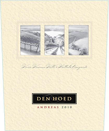 "2010 Den Hoed ""Andreas"" Cabernet Sauvignon Horse Heaven Hills Wallula Vineyard 750Ml"