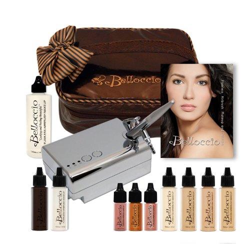 Belloccio's Complete Professional Airbrush Cosmetic