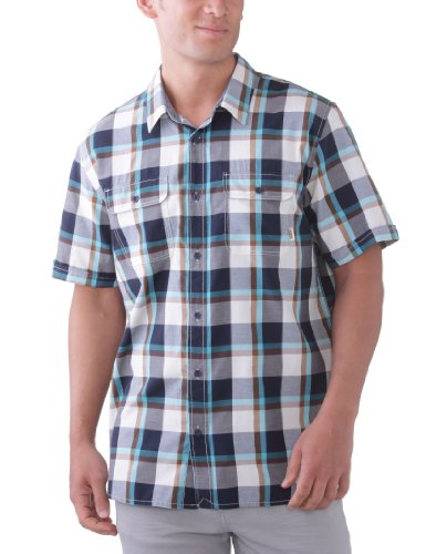 Vans Averill Men's Shirt Dress Blues Small