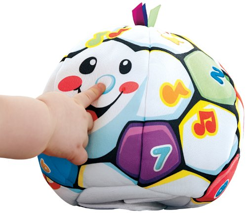 Fisher Price BMJ23 - Ball Interactive Play and Learn