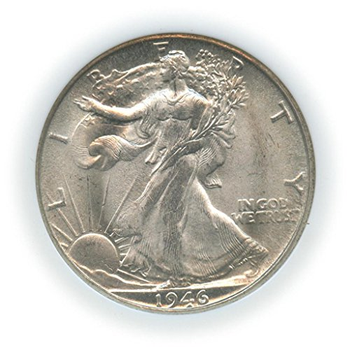 One Walking Liberty Half Dollar Xf/Vf 90% Silver Random Date Coin Set Very Fine