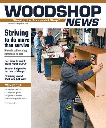 Woodshop News