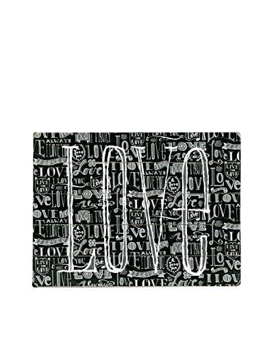 ArteHouse Love Wood Wall Décor