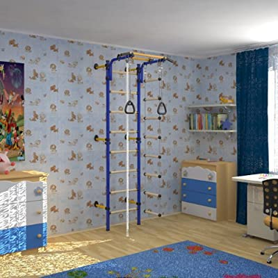 indoor kletterger st f r kinder sprossenwand kletterwand. Black Bedroom Furniture Sets. Home Design Ideas