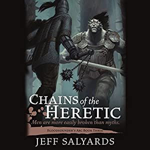 Chains of the Heretic Audiobook