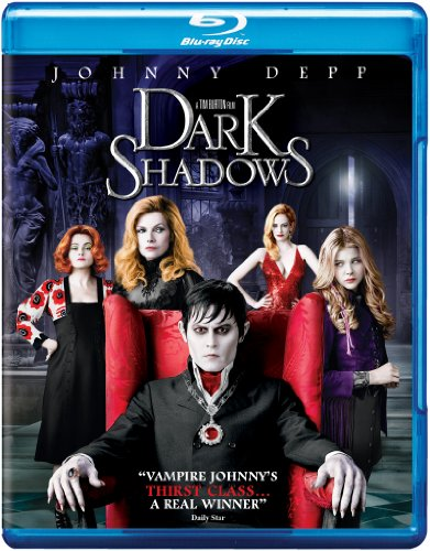 Мрачные тени / Dark Shadows (2012) BDRip 720p