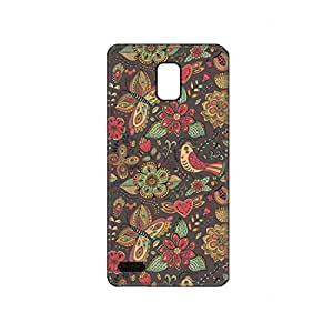 Vibhar printed case back cover for Xiaomi RedMi Note Prime BBirds