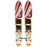 O'Brien Wake-Star Junior Combo Water Skis With Bindings 2014 by O'Brien