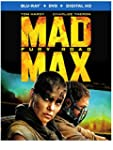 Mad Max: Fury Road (Blu-ray + DVD + U...