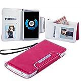 Original Numia Design Luxus Bookstyle Handy Tasche Huawei