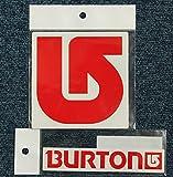 BURTONバートン BURTONバートンステッカーHORIZENPROCESS