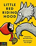 img - for Little Red Riding Hood (A Story House Book) book / textbook / text book