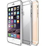 "iPhone 6 Case, Maxboost® [Liquid Skin] iPhone 6 (4.7-inch) Case [0.4mm Ultra Clear] Soft Flexible Extremely Thin Gel TPU Transparent Skin Scratch-Proof Case for iPhone 6 (4.7 inch) (2014) ""Feels Like Nothing There"" - Ultra Clear"