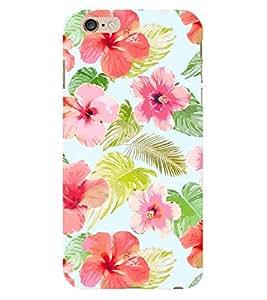 FLOWER Designer Back Case Cover for Apple iPhone 6S Plus