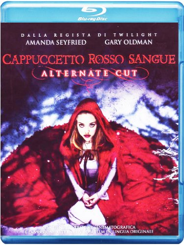 Cappuccetto Rosso sangue (alternate cut) [Blu-ray] [IT Import]