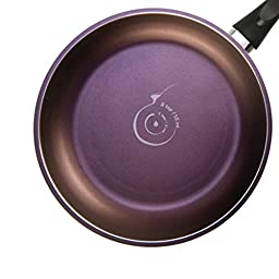 TeChef - Art Pan Collection / Fry Pan, Coated 5 times with Teflon Select Non-Stick Coating (PFOA Free) - 9.5 IN (24 cm)
