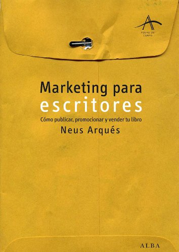 Marketing para escritores (Fuera de campo)