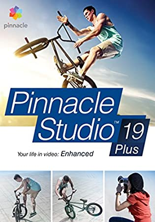 Pinnacle Studio 19 Plus [Download]
