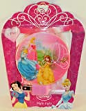 Disney Princess Sleeping Beauty, Cinderella & Belle Pink Night Light