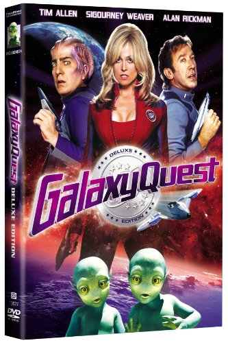Cover art for  Galaxy Quest (Deluxe Edition)