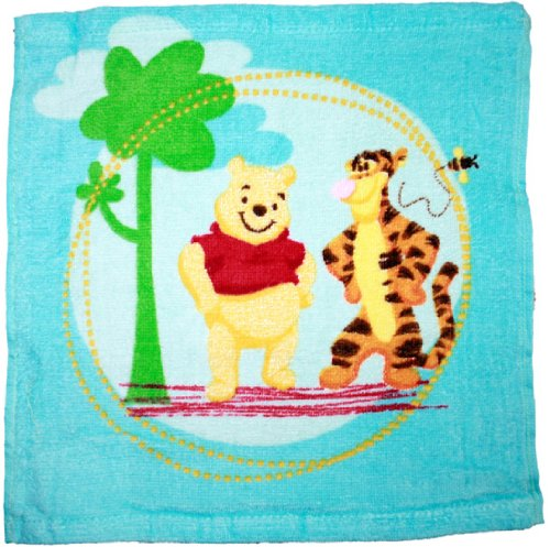 Winnie The Pooh 'Tigger and Pooh' Face Cloth / Flannel