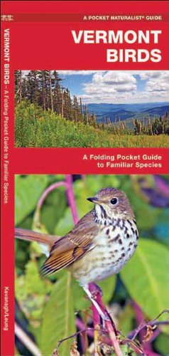 Vermont Birds: An Introduction to Familiar Species (Pocket Naturalist Guide)