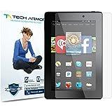 "Tech Armor Kindle HD 6"" Tablet Anti-Glare/Anti-Fingerprint (Matte) Screen Protectors [3-Pack] Lifetime Warranty"