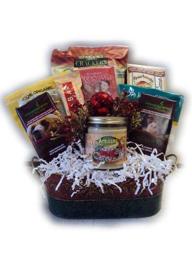 Vegan Christmas Gift Basket
