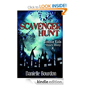 Scavenger Hunt (Zombie Kids Series Short Story #1)