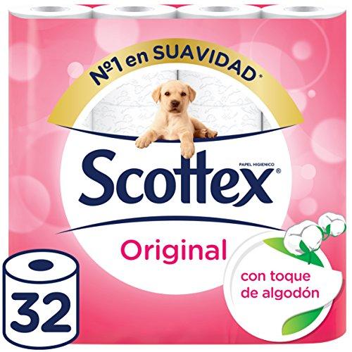 Papel Higiénico Scottex Original P32