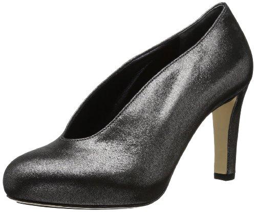 Högl shoe fashion GmbH 6-108545-01000 Plateau Womens Black Schwarz (schwarz 0100) Size: 6 (39 EU)