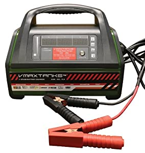 VMAXTANKS VMAX-BC1225 12 Volt 25 Amp 7-Stage Smart Charger for Marine, Auto,... by VMAXTANKS