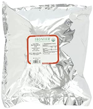 Frontier Raspberry, Red Leaf C/s Certified Organic, 16 Ounce Bag