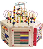 Anatex Six-Sided Play Cube