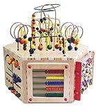 Anatex Six-Sided Play Cube Activity Center