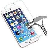 Generic AMversio2015064 Film de Protection d'écran en verre trempé pour iPhone 4/4S