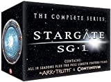 Stargate SG-1 - Season 1-10 - Complete/The Ark Of Truth/Continuum [DVD]