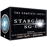 Stargate SG-1 - Season 1-10 - Complete/The Ark Of Truth/Continuum [DVD]by Richard Dean Anderson
