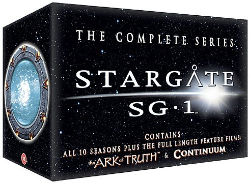 Stargate SG-1 - Season 1-10 - Complete/The Ark