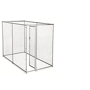 Amazon Com 6 Ft X 10 Ft X 6 Ft Chain Link Kennel