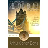 The Complete Sherlock Holmes Collectionby Arthur Conan Doyle